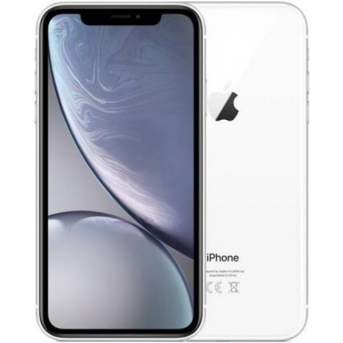 Apple iPhone XR 128Gb White RU/A