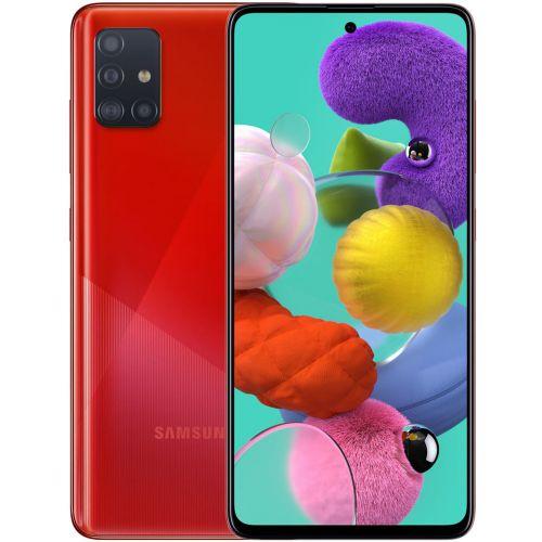 Samsung Galaxy A51 128GB Red (RU)