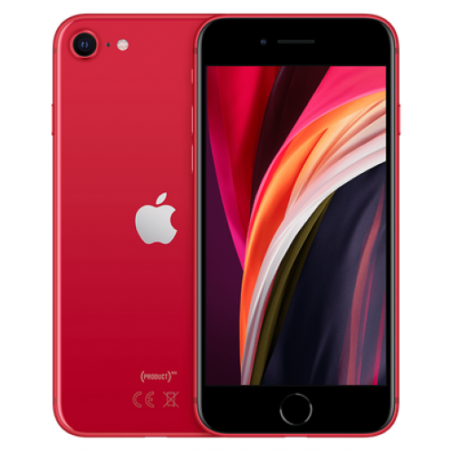 Apple iPhone SE (2020) Red